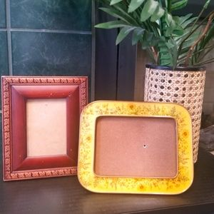 Set of Two Vintage Picture Frames